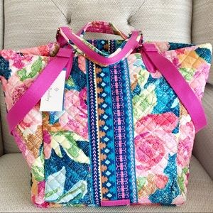 NWT {Vera Bradley} Superbloom Change It Up Tote